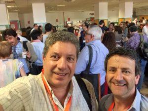 Fernando González y Raimundo Castaño